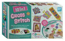 Ekta 10 In 1 Cross Stitch
