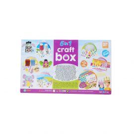 6 In 1 Craft Box