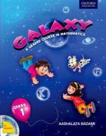 Oxford Galaxy Coursebook 1: A Graded Course In Mathematics