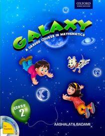 Oxford Galaxy Coursebook 2: A Graded Course In Mathematics