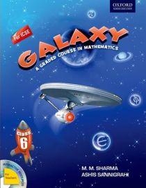 Oxford Galaxy Coursebook 6: A Graded Course In Mathematics