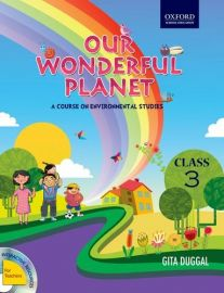Our Wonderful Planet Coursebook 3
