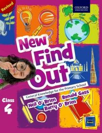 New Find Out Coursebook 4