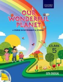 Our Wonderful Planet Coursebook 5