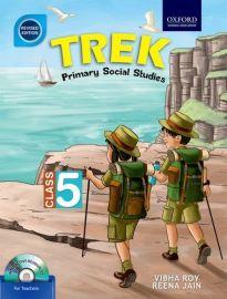 Trek Coursebook 5 : Primary Social Studies