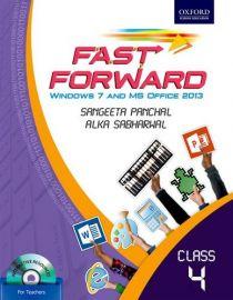 Fast Forward Coursebook 4