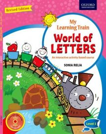 My Learning Train World of Letters - Level 1