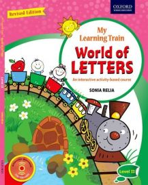 My Learning Train World of Letters - Level 2