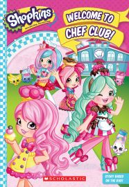 Shopkins - Welcome to Chef Club