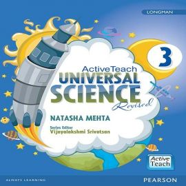 ActiveTeach Universal Science 3 (Revised Edition)