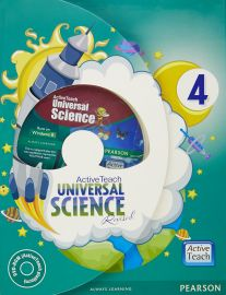 ActiveTeach Universal Science 4 (Revised Edition)