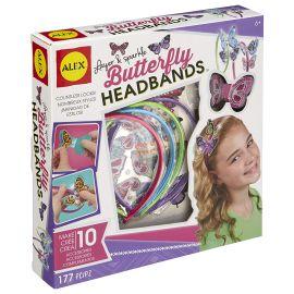 Alex Butterfly Headbands