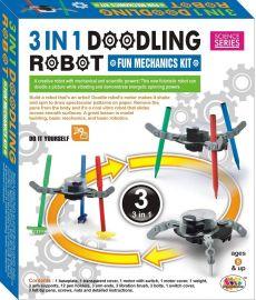 Ekta 3-in-1 Doodling Robot