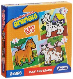 Frank My First  Animals Puzzle