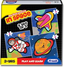 Frank My First Puzzle In Space