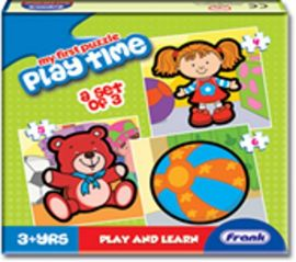 Frank My first Puzzle Play Time