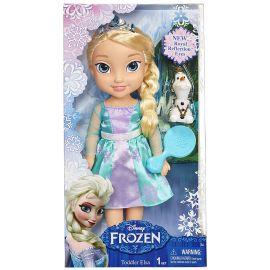 Frozen Disney Toddler Elsa Doll with Reflection Eyes