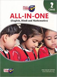 Full Marks All in One Class 2 CBSE (English, Hindi and Mathematic)
