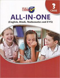 Full Marks All in One Class 3 CBSE (English, Hindi, EVS and Mathematic)