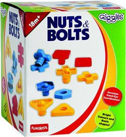 Funskool Nuts and Bolts
