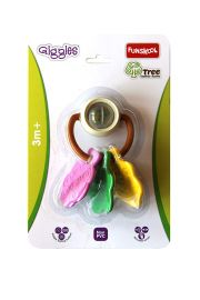 Giggles Tree Teether Rattle