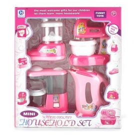 Hello Candy Battery Operated Pink Household Home Apppliances Kitchen Play Sets