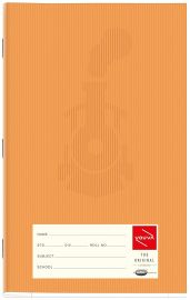 Navneet Youva Longbook Regular Size Brown Cover- 172 Pages