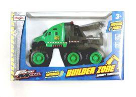 Maisto Builder Zone Quarry Monster Tow truck