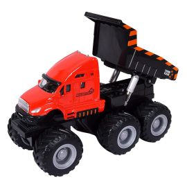Maisto Builder Zone Quarry Monsters Dump Truck