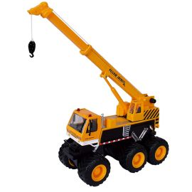 Maisto Builder Zone Quarry Monsters YELLOW
