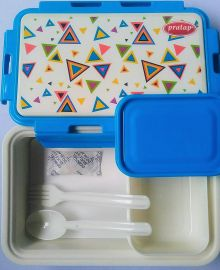 Pratap Lunch Tym Insulated Lunch Box