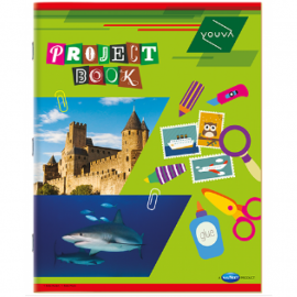 Navneet Youva Project Book Soft Bound Interleaf - 32 Pages