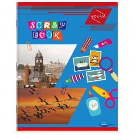 Navneet Youva Scrap Book Soft Bound Interleaf - 64 Pages