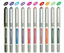 Uniball Eye Roller Pen Set of 10