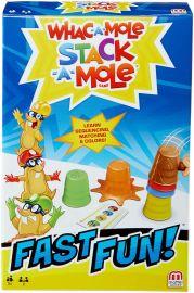 Whac-A-Mole Stack -A-Mole Game