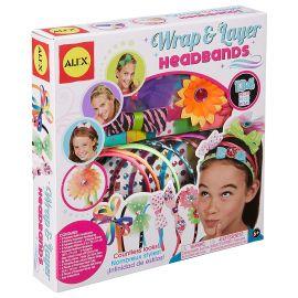 Alex Wrap & layer Headbands