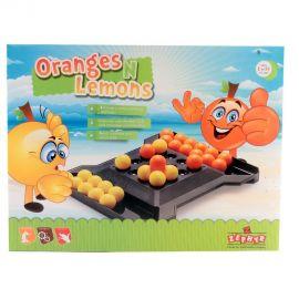 Zephyr Oranges and Lemons