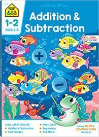 School Zone Addition & Subtraction