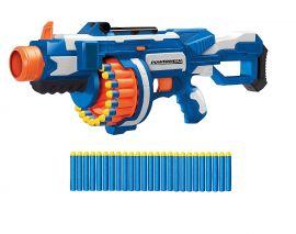 Air Warrior POWERMECH Full Motorized Blaster Toy Gun
