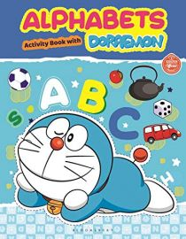 Alphabet With Doraemon Activity Book
