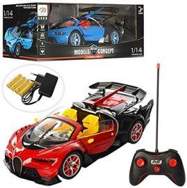 Buggati Veyron Style Model Concept Car Remote Car(Multi Color)