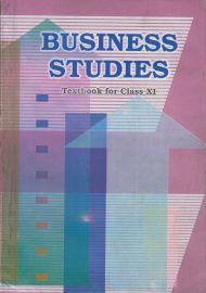 Business Studies NCERT Textbook Standard - 11 (With Transparent Binding)