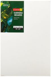 Camlin Kokuyo Canvas Board - 40cm x 60cm