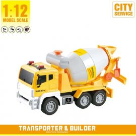 Cement Mixer Toy