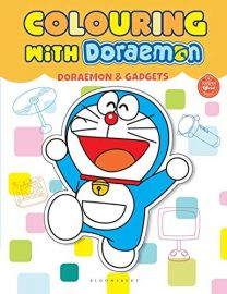 Colouring With Doraemon - Doraemon & Gadgets