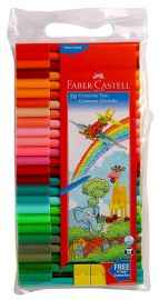 Faber-Castell Connector Pen Set - Pack of 50