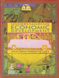 Understanding Economic Development NCERT Social Science (Economics) Textbook Standard - 10 (With Transparent Binding)