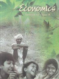 Economics NCERT Social Science Textbook Standard - 9 (With Transparent Binding)