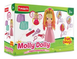 Funskool Molly Dolly - Hair Dressing Kit