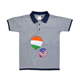 GGIS T-shirt Balloon Print